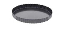 PASTICCERIA TORTIERA TONDA , Ø 24 x H 2,8 cm ,  confezione 1 pz .