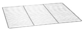 GRIGLIA IN FILO INOX  , 60 x 40 x H 2 cm ,  confezione 1 pz .