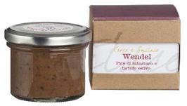 Wendel , 100 gr , Paté di rabarbaro e tartufo nero
