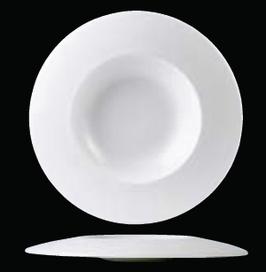 Monaco White Float Large Well diametro 30.5cm capienza 54.75cl , 1pz.