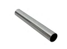 PASTICCERIA STAMPO PER CANNOLI INOX , Ø 2 x H 5 cm ,  sp 0,3 mm , confezione 1 pz .