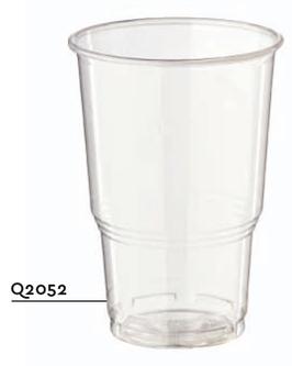 bicchiere PLA , ml250/335