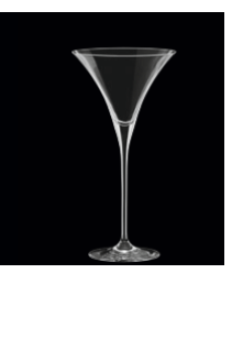 RONA, SELECT , COPPA MARTINI 28 , 24 cl , H 275 mm X D 127 mm , confezione da 4 pz.