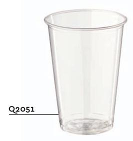 bicchiere PLA , ml200/235