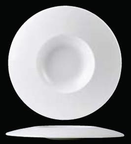 Monaco White Float Medium Well diametro 30.5cm , capienza 32.75cl , 1pz.