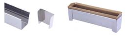 STAMPO CAKE E FOGLIO ANTIADERENTE concept JEROME LANGILLIER , 23 x 5,5 x H 5 cm , confezione 1 pz .
