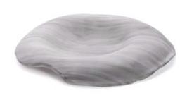 Nordica glass presentation bowl  Ø26cm / Ø10.2'' / 100ml      1PZ.