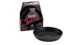 PASTICCERIA STAMPO PER TORTA TATIN ALLUMINIO ANTIADERENTE RESISTENTE CHOC CERAMIC  , Ø 28 x H 4,8 cm ,  sp 4,7 mm , confezione 1 pz .