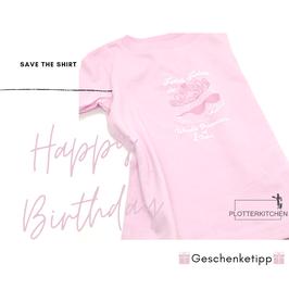 Windelprinzessin Geburtstag Kleinkind