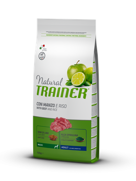 Natural Trainer Maxi Manzo  12 kg