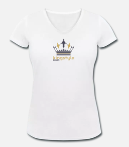 Kingstyle Squat. T-Shirt Women