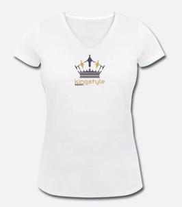 Kingstyle Squat. T-Shirt Women