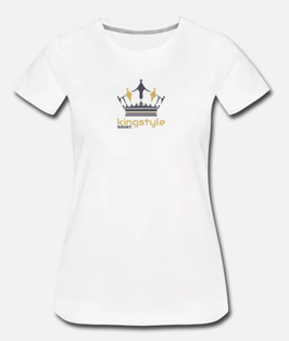 T-Shirt Women Kingstyle Squat.