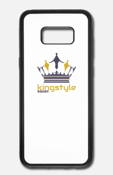 Samsung Galaxy S8 Case Aluminium Kingstyle Squat.