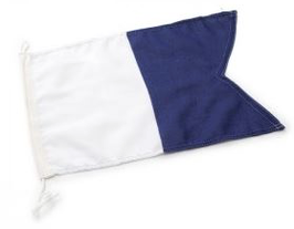 Dive Flag / Alpha Flag
