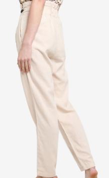 Jacqueline de yong Amber Paperbag Hose High waist