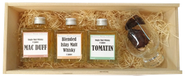 Whisky Geschenkbox