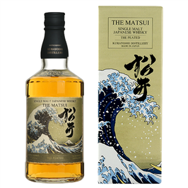 The Matsui | The Peated | Single Malt Japanese Whisky | Kurayoshi Distillery