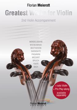 Greatest Works for Violin - 2nd Violin Accompaniment