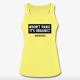 #DontPanic Lemon Women Tank
