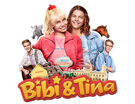 Bibi & Tina - Collage 2