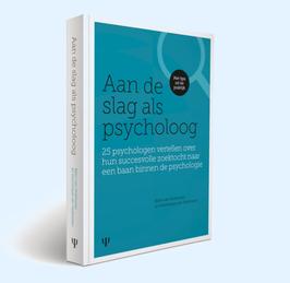 Aan de slag als psycholoog bestellen