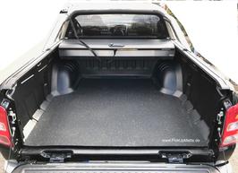 PickUpMatte für Fiat Fullback mit Doppelkabine / Laderaumwanne