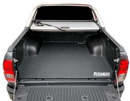 PickUpMatte für Toyota Hilux Revo, Doppelkabine mit Original-Laderaumwanne (8 Gen., ab Bj. 2015)