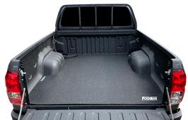 PickUpMatte für Toyota Hilux Revo, Doppelkabine ohne Laderaumwanne (8 Gen., ab Bj. 2015)