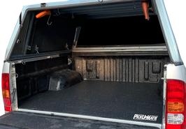 PickUpMatte für Toyota Hilux Vigo, Doppelkabine ohne Laderaumwanne (N25/N2, 7. Gen, Bj. 2005-2015)