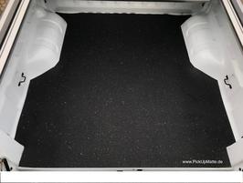 PickUpMatte / Antirutschmatte für Ford Ranger, Extrakabine OHNE Laderaumwanne