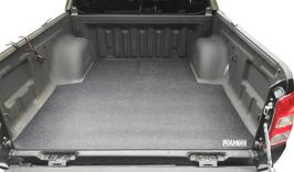 PickUpMatte für Mitsubishi L200, 5. Gen. Doppelkabine ohne Laderaumwanne