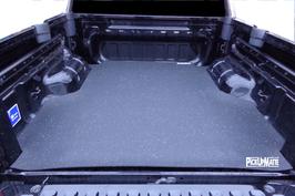 PickUpMatte / Antirutschmatte für Ford Ranger, Doppelkabine OHNE Laderaumwanne (ab Bj. Mai 2019)