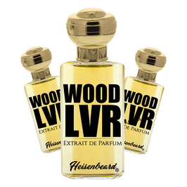 Extrait de Parfum - Wood LVR