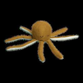 Knister-OCTOPUS Ocker (Fabelab) big