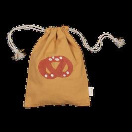 Bestickter Geschenkbeutel BREZE aus Bio-Baumwolle (Fabelab)