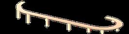 Prak-TISCH - Aufbau-Rampenset