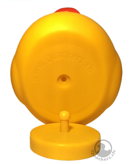 Schwimmhilfe Plug-in Gelb
