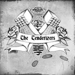 Tenderizers- s/t CD