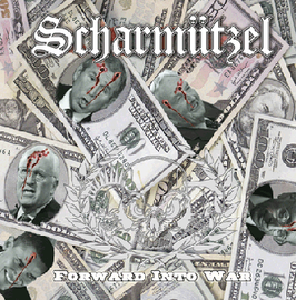 Scharmützel- Forward into War CD