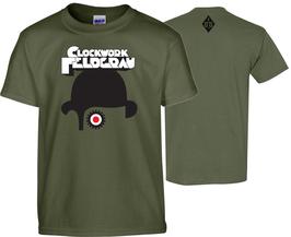 Berlin Breed- Clockwork Feldgrau Shirt