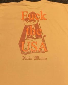 Noie Werte- Fuck the USA Pullover