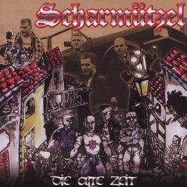 Scharmützel- Die alte Zeit CD