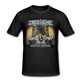 T-Shirt Valley of the Kings /Schwarz
