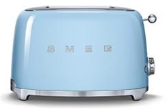 Toaster 2 tranches, Bleu Azur