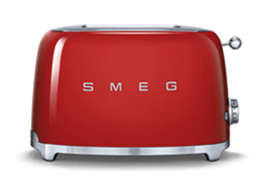 Toaster 2 tranches, Rouge