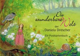 """DANIELA DRESCHER: Postkarten-Set """"Die wunderbare Welt der Daniela Drescher"""""""