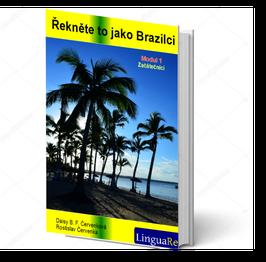 """E-BOOK     """"Řekněte to jako Brazilci"""