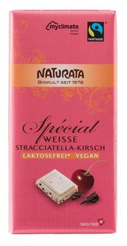 Spécial Weisse Straccialtella-Kirsch