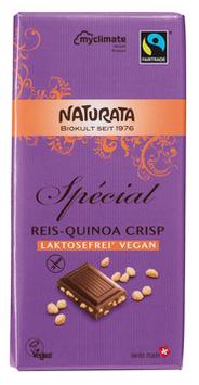 Spécial Reis-Quinoa-Crisp